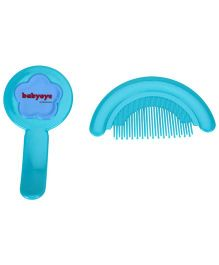 Babyoye Hair Brush And Comb - Blue