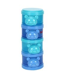 Babyoye Teddy Bear Milk Powder Container - 4 Boxes