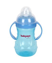 Babyoye Sipper Tall Blue - 270 ml