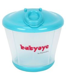 Babyoye Milk Powder Container - Blue