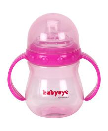 Babyoye Sipper Short Pink - 240 ml