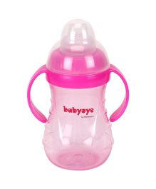 Babyoye Sipper Tall Pink - 270 ml