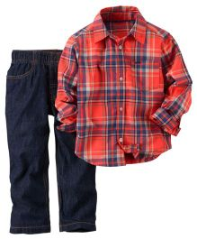 Carter's 2-Piece Shirt & Pant Set