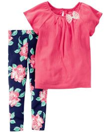 Carter's 2-Piece Top & Legging Set
