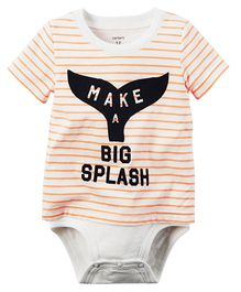 Carter's Make A Splash Layered Bodysuit