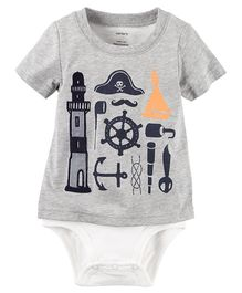 Carter's Nautical Layered Bodysuit