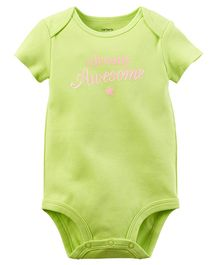 Carter's Already Awesome Bodysuit