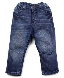 Fisher Price Apparel Full Length Slim Fit Jeans - Denim Blue