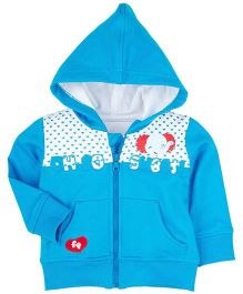 Fisher Price Apparel Sweatjacket With Hood - Blue