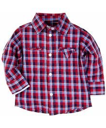 Fisher Price Apparel Infant Full Sleeve Shirt - Multicolor