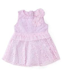 Fisher Price Apparel Party Wear Dress - Pink
