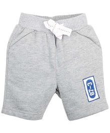 Ladybird Infant Short With Pockets - Grey