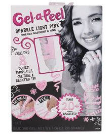 Gel-A-Peel Starter Kit Sparkle - Pink