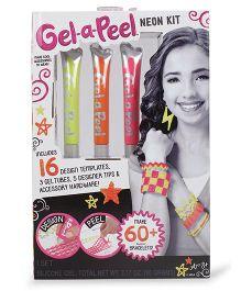 Gel-A-PeelStarter Kit Neon - Multicolor