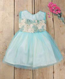 Tiny Toddler Sleeveless Dress - Multi Color