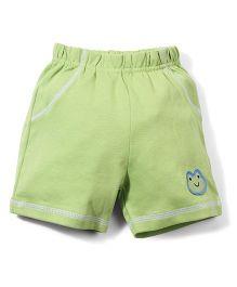 Babyoye Shorts - Deep Green