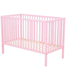Cots&More Alton Infant Cot - Pink
