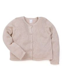 Carter's Metallic Ribbed Cardigan