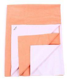 Babyoye Quick Dry Sheet - Orange