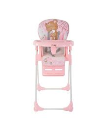Toyhouse High Chair Premium - Pink