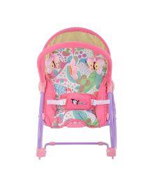 Toyhouse Toddler Rocker Cum Bouncer - Pink