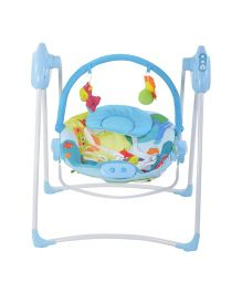 Toyhouse Baby Electric Swing Cum Bouncer - Multi