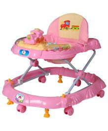 Deliababy Choo Choo Train - Pink