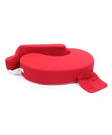 Babyoye Feeding Pillow - Red