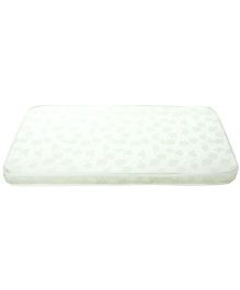 Spring Air Foam Mattress - White