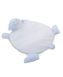 Abracadabra Bear Shape Floor Mattress - Blue