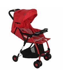 Babyoye Easy Stroller - Red