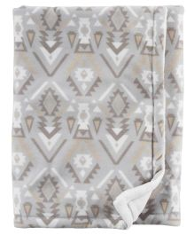 Carter's Geo Print Fleece Blanket