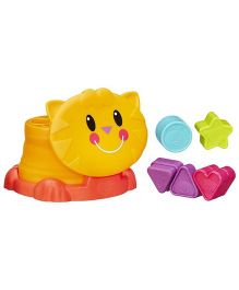 Playskool Pla Pop Up Shape Sorter - Multicolor