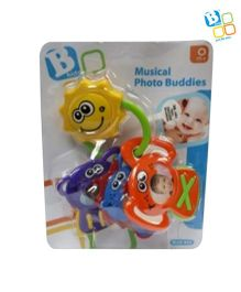 BKids Musical Photo Buddies - Multicolor