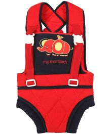 Mothertouch Kangaroo Baby Carrier - Red