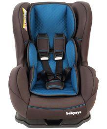 Babyoye Cosmo Sp Petrol Convertible Car Seat - Blue