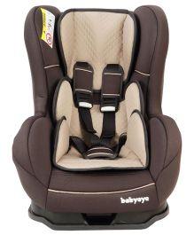 Babyoye Cosmo Sp Shadow Convertible Car Seat - Cream