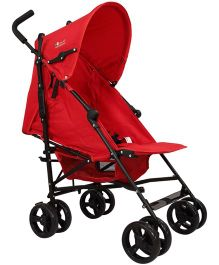 Little Wanderers Stroller Polo - Red