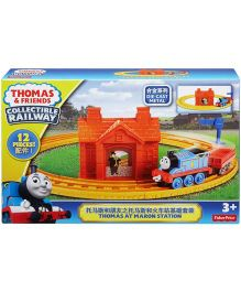 Thomas & Friends Railway Set (Colors may vary)