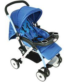 Babyoye Jingles Stroller - Blue