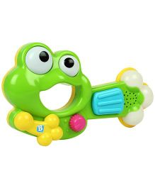 BKidz Funky Froggy Guitar - Multi colour