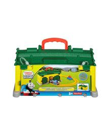Thomas & Friends Tidmouth Portable Railway Set - Multicolor