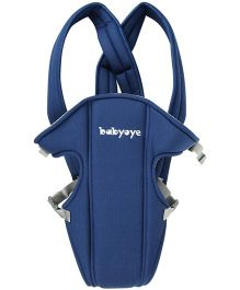 Babyoye 2 Way Basic Baby Carrier - Blue