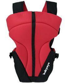 Babyoye 3 Way Standard Baby Carrier - Red