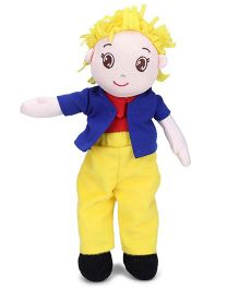 Gemini Toys Doll Yellow Blue - 25 cm