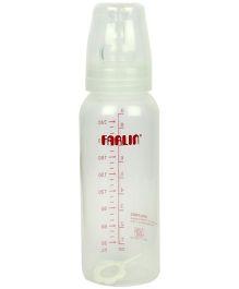 Farlin Standard Neck Feeding Bottle White - 240ml