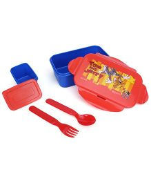 Onlykids Medium Lunch Box Tom And Jerry - Red Blue