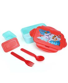 Onlykids Medium Lunch Box Tom And Jerry - Red