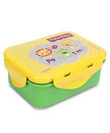 Fisher Price Mini Lunch Box - Yellow Green