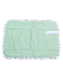 BabyPure Diaper Changing Mat - Turquoise